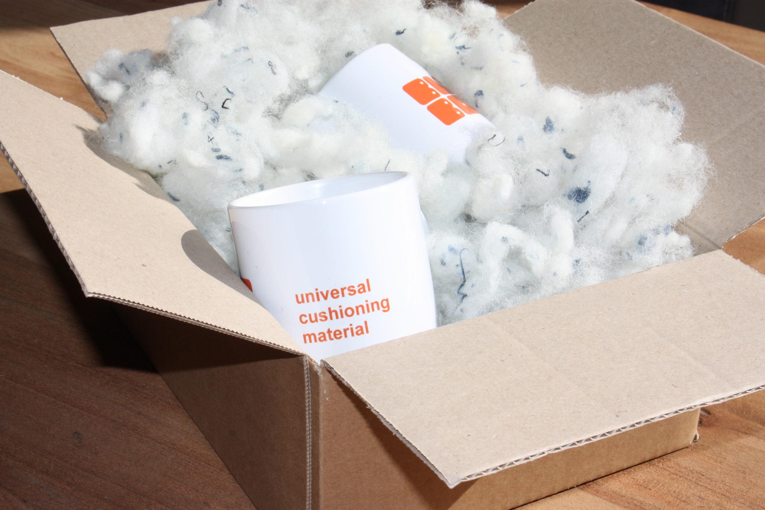Blocbox solution matière de calage protection colis parcel emballage économique éco-responsable écologique anti-choc acheter envoi réduire coût logistique shipping